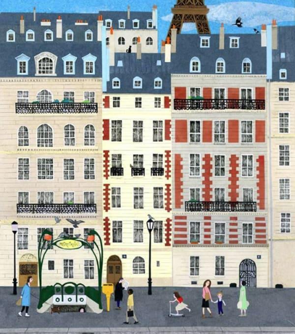 Dédicace - Le monde est ma maison par Karine Daisay