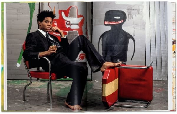 Livre  - Basquiat chez Taschen