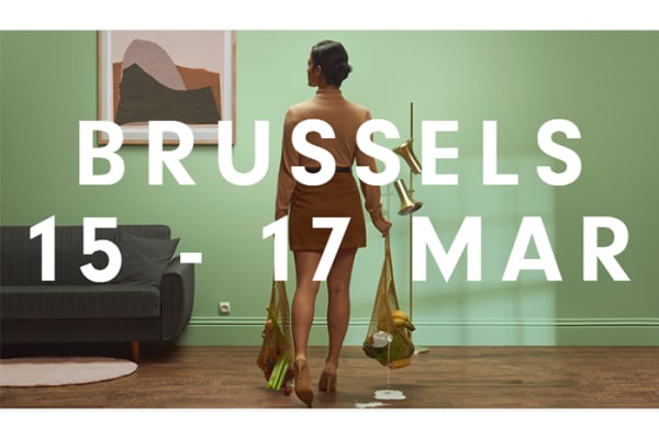 Affordable Art Fair Brussels  - Du 14 au 17 Mars 2019
