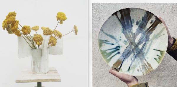 De nouvelles céramiques à la galerie - Clémentine Aguettant