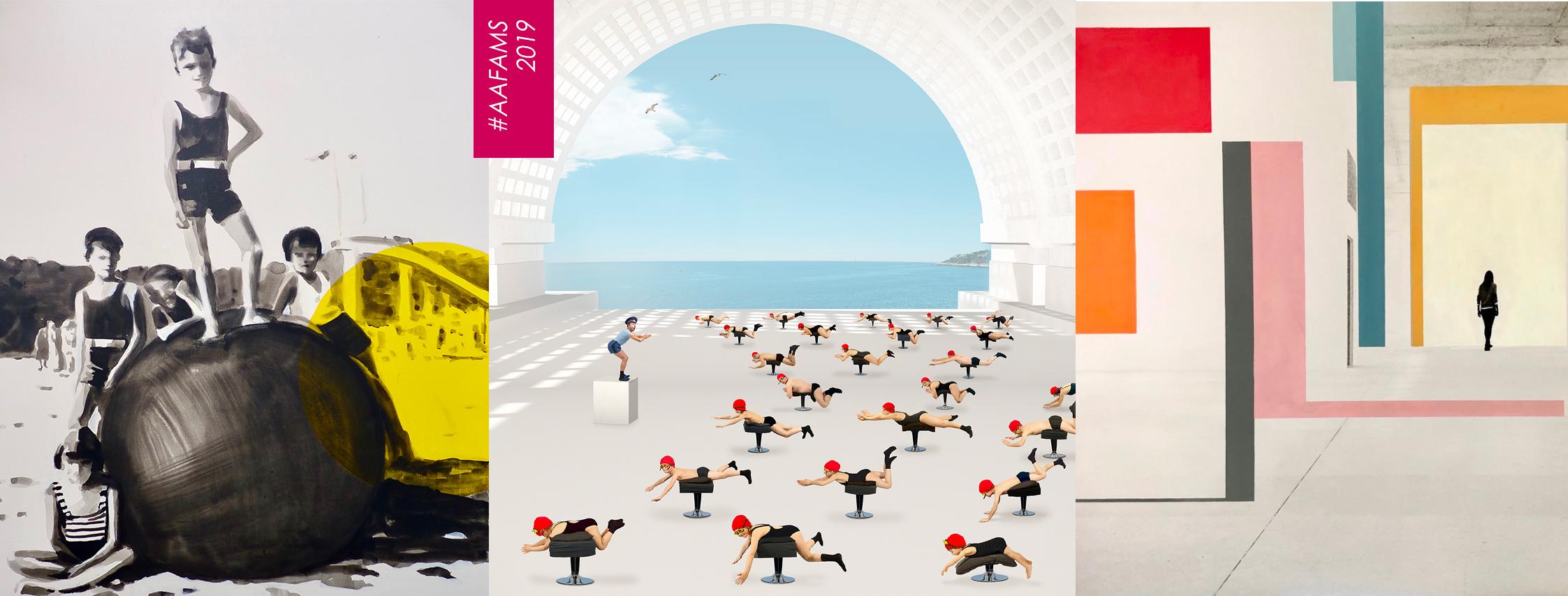 Affordable Art Fair Amsterdam Foire