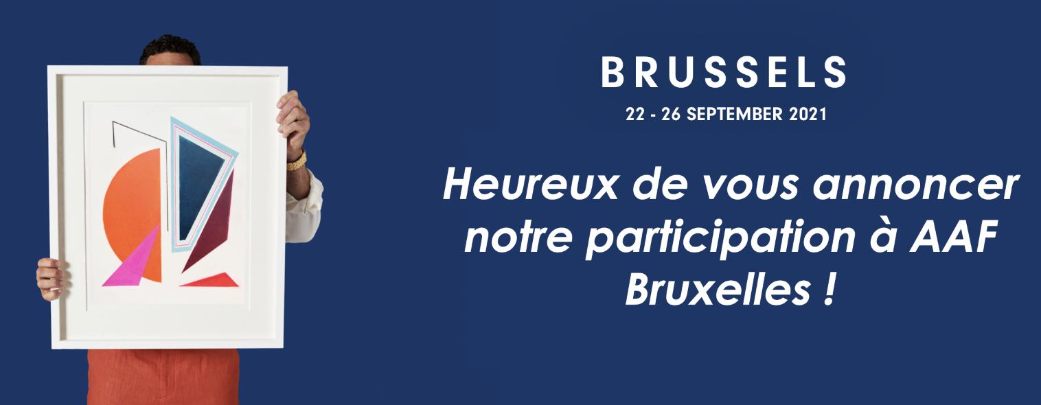 Affordable Art Fair Bruxelles  - Foire