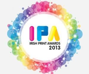 Irish Print Awards 2013 Finalist