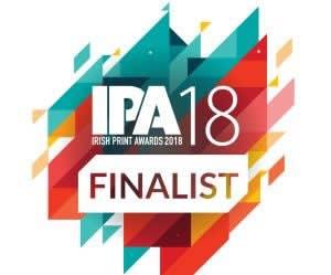 Irish Print Awards 2018 Finalist
