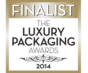 Luxury Packaging Awards 2014 Finalist
