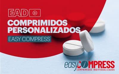 EASY COMPRESS: TREINAMENTO TEÓRICO-PRÁTICO DE OBTENÇÃO DE COMPRIMIDOS
