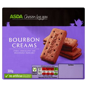 Asda Bourbon Buiscuits