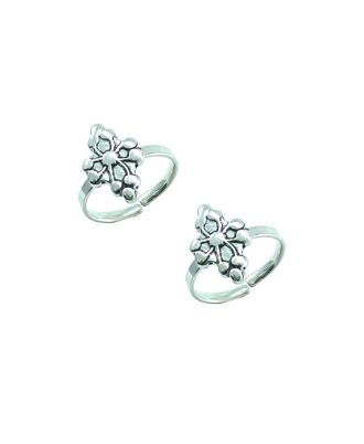 Ethnic Toe Rings Set