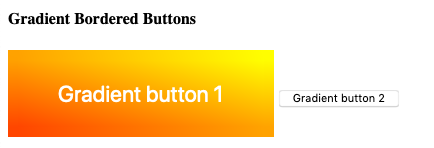 Gradient button hover