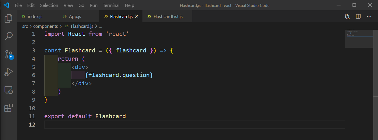 Flashcard.js