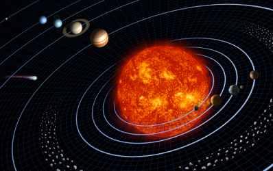 Tata Surya dan Teori Terbentuknya