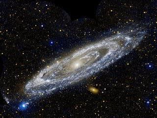 Anggota Alam Semesta: Galaksi dan Bintang