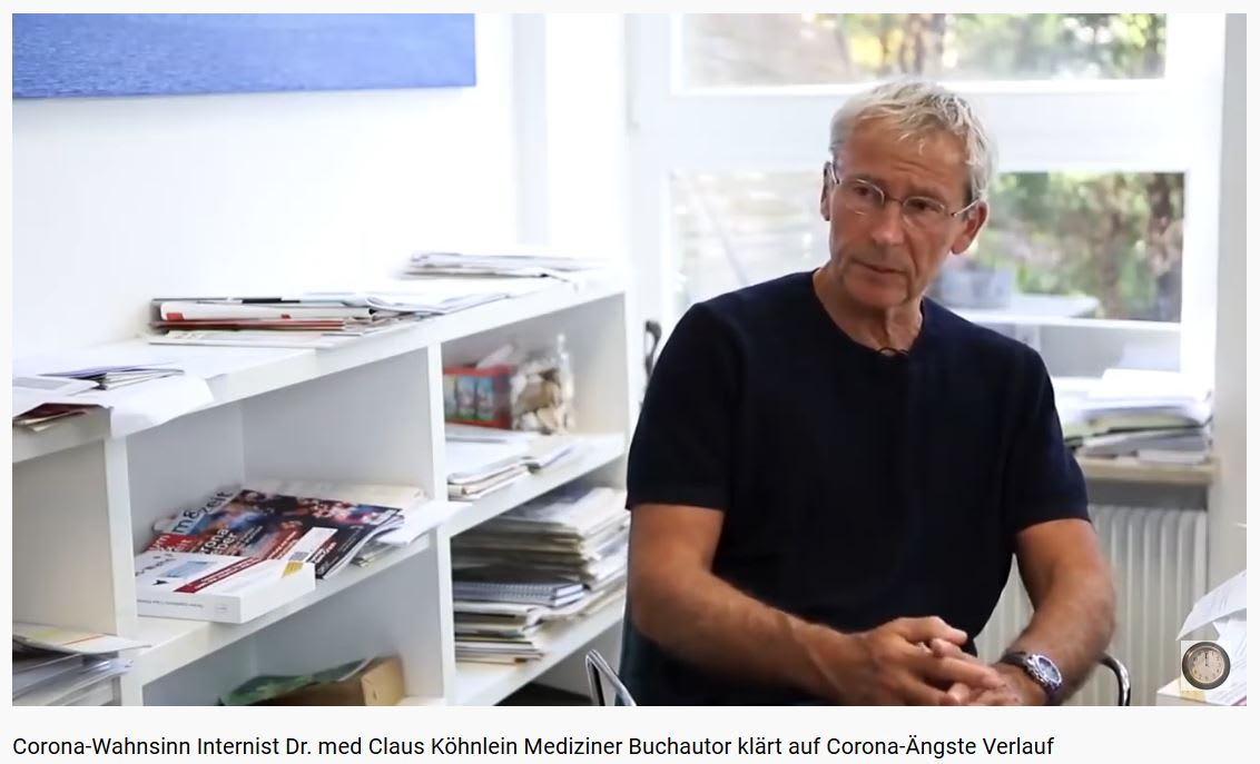 Dr Med Claus Köhnlein
