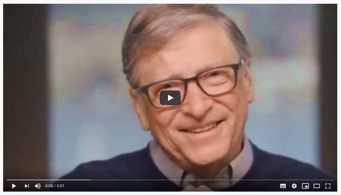 Bill Gates Impfen Indien