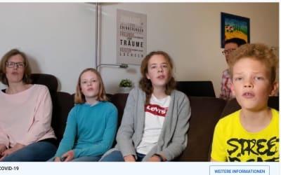 Corona Lied — Fragen anGott