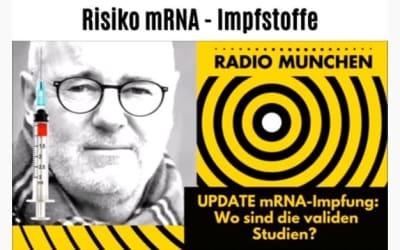 Risiko mRNA-Impfstoffe — Keine validen Studien