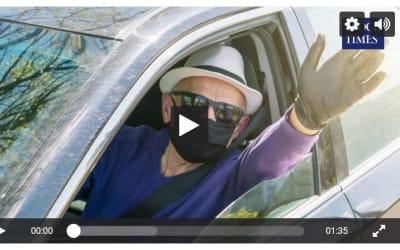 Autofahren in Sachsen nur mit Maske erlaubt – Mützen und Sonnenbrillen gleichzeitig verboten