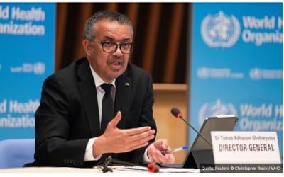 WHO-Vertreter: Ende der Pandemie in Sicht – offenbar auch ohne Impfung