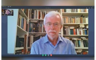 """Interview mit Prof. Wolf-Dieter Ludwig zur Corona-Pandemie """"Wir müssen darüber reden, was die aktuellen Impfstoffe leisten können"""""""