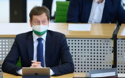 Sachsens Ministerpräsident Kretschmer schließt Impfpflicht nicht mehraus