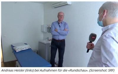 Eine neue Dimension: Hausarzt wird Berufserlaubnis per sofort entzogen