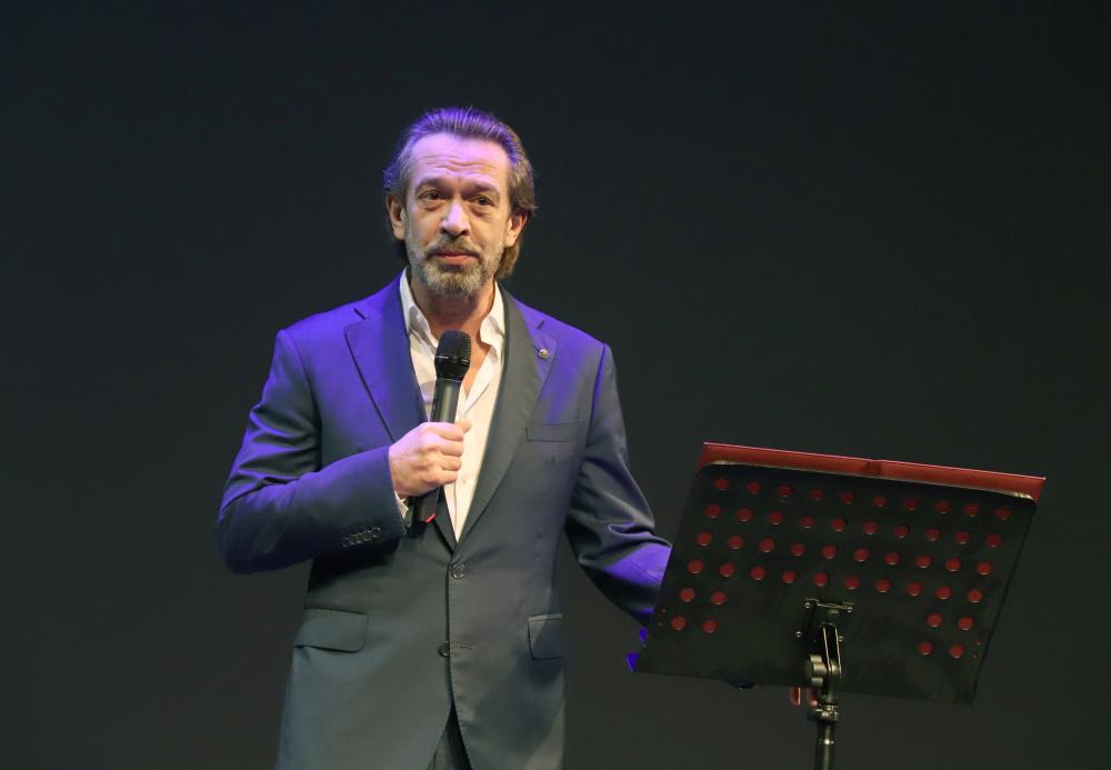 Актер Владимир Машков отказался от думского мандата «Единой России»