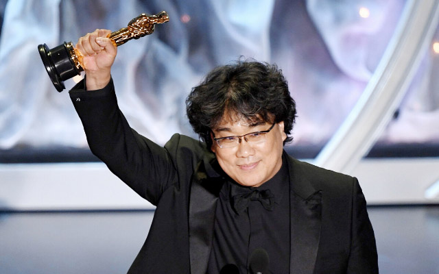 Alumnus Bong Joon-hos Parasite Makes Oscar History