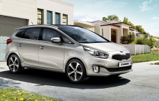 Carens - Kia Carens Exterior