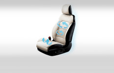 Carens - Ventilated seats