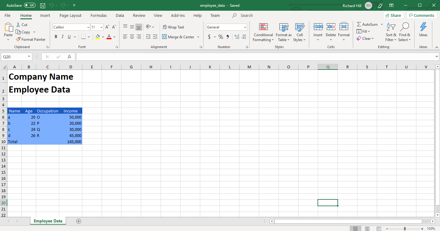 Excel Report Generation with Shiny | R-bloggers