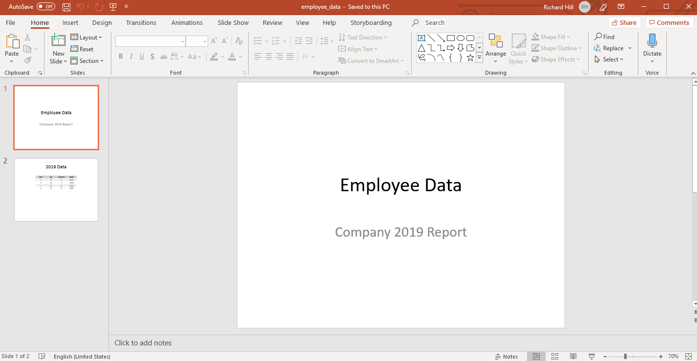 PowerPoint Report Generation with Shiny | R-bloggers