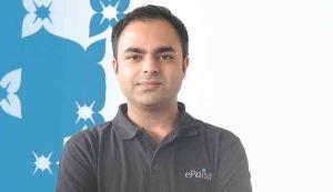Siddharth Arora, CEO ePaisa, CoFounder epaisa image