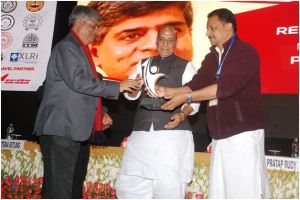 Pradeep Gupta CMD Cybermedia, National Award to CyberMedia CMD, Best Entreprenuer
