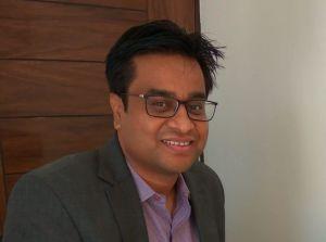 Ashish Chaturvedi CEO School Diary, Ashish Chaturvedi image Ufony Technologies