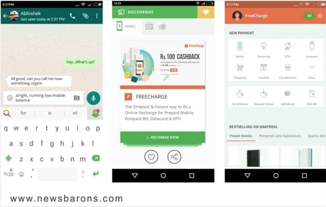 Mobile Keyboard startup news india, Mobile Apps Startup news