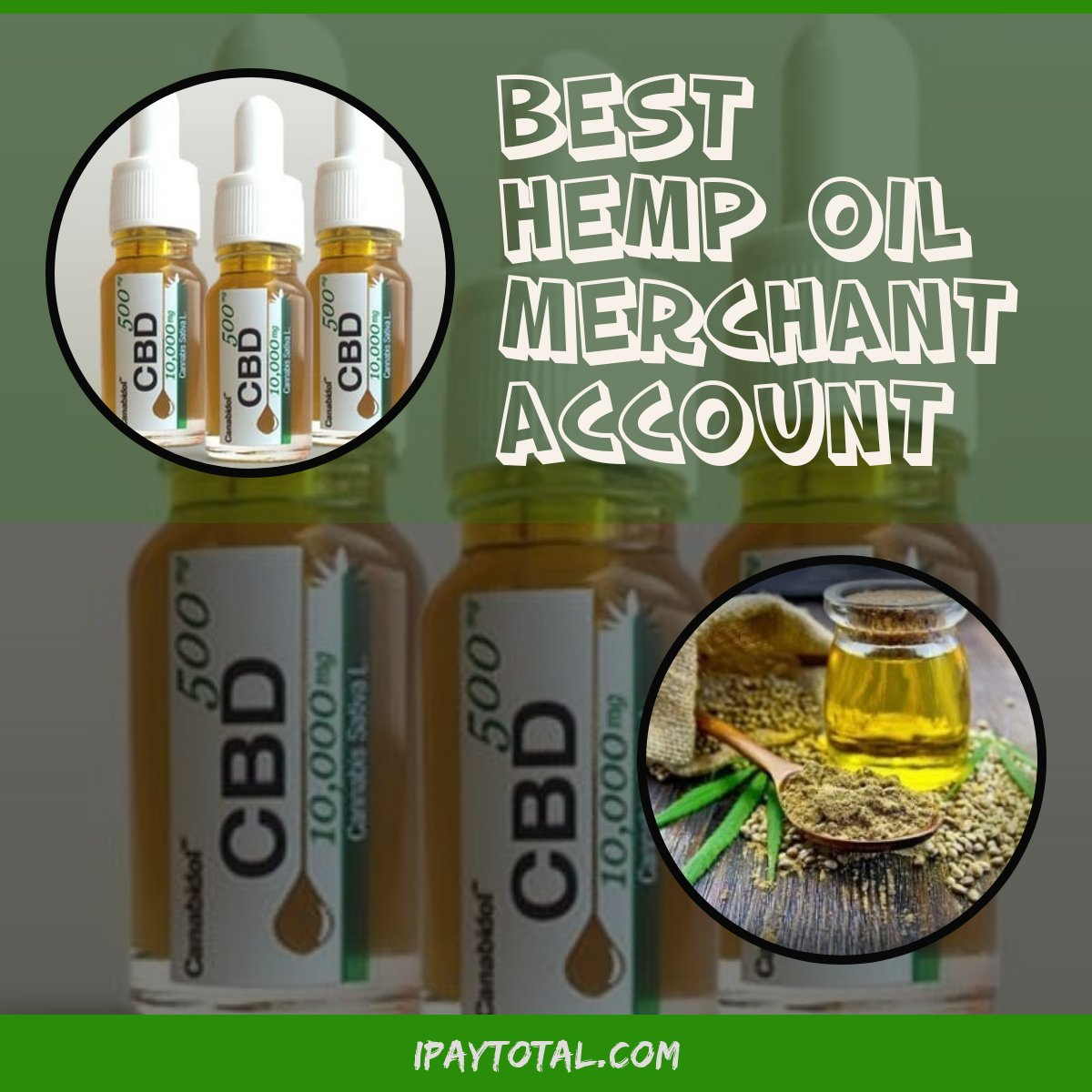 Business Online Moeslim: Hemp Oil Business