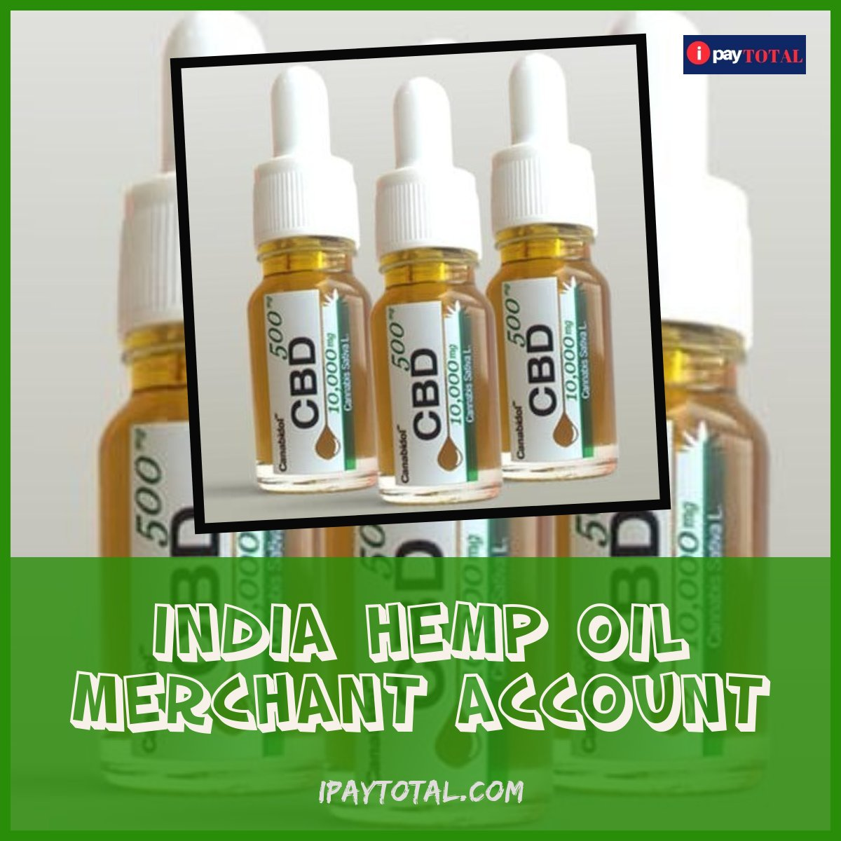 Hemp Oil Business