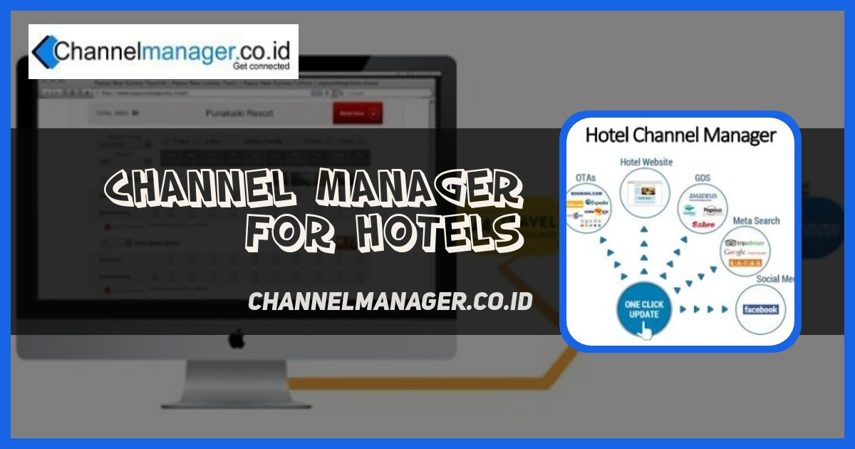 Channel Manager Indonesia