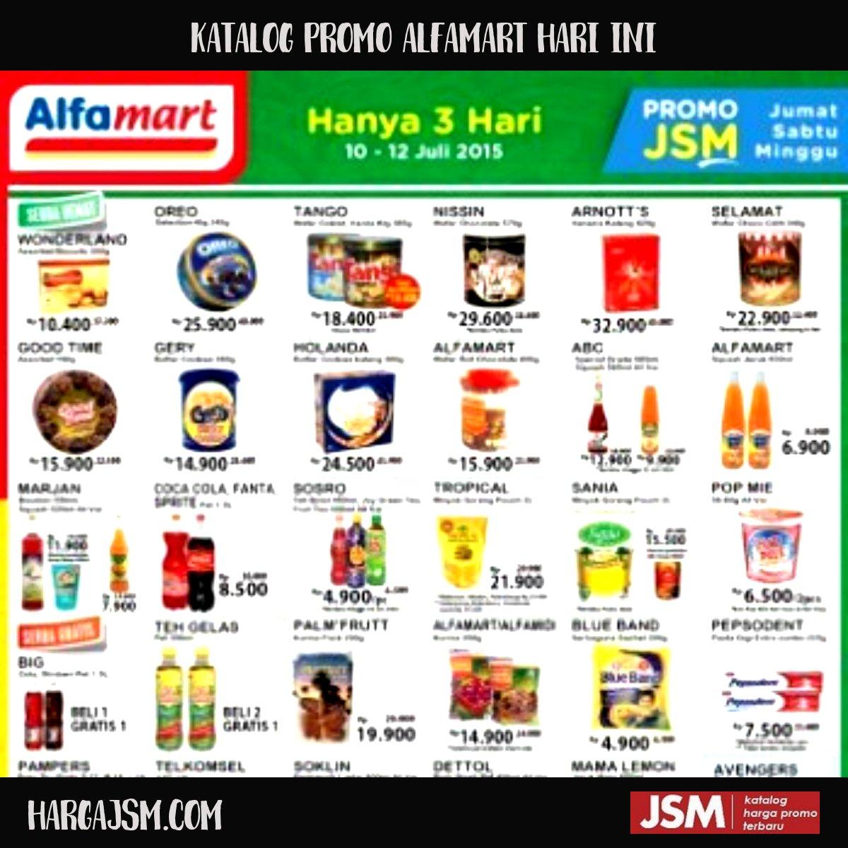 Katalog Promo Alfamart 25 September 2018