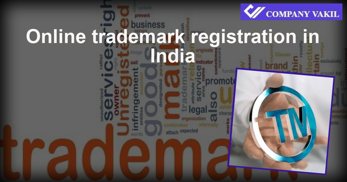 register trademark online in india