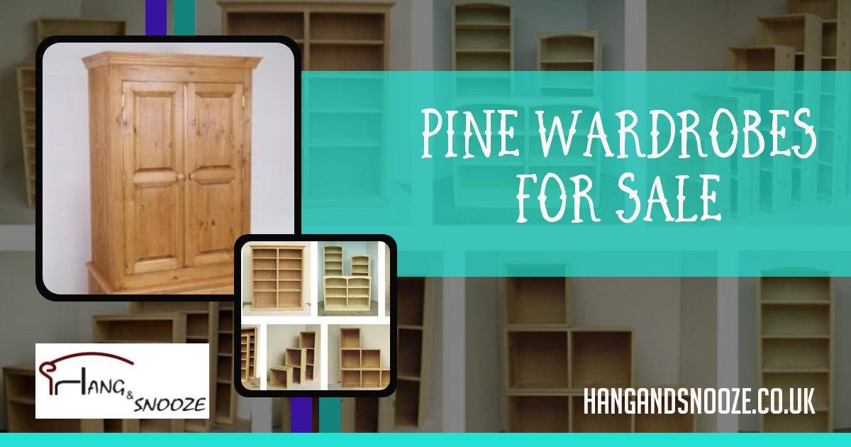 Solid Pine Wardrobes Uk