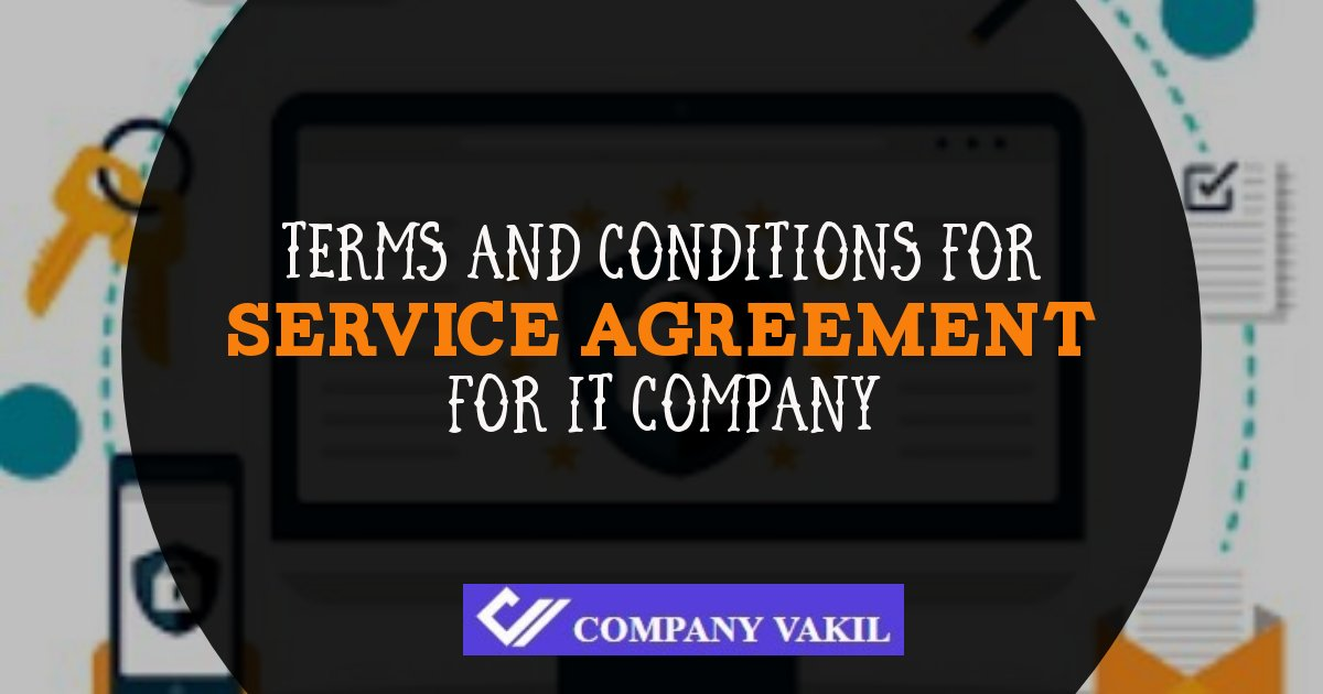 Free Terms Of Service Agreement India Online