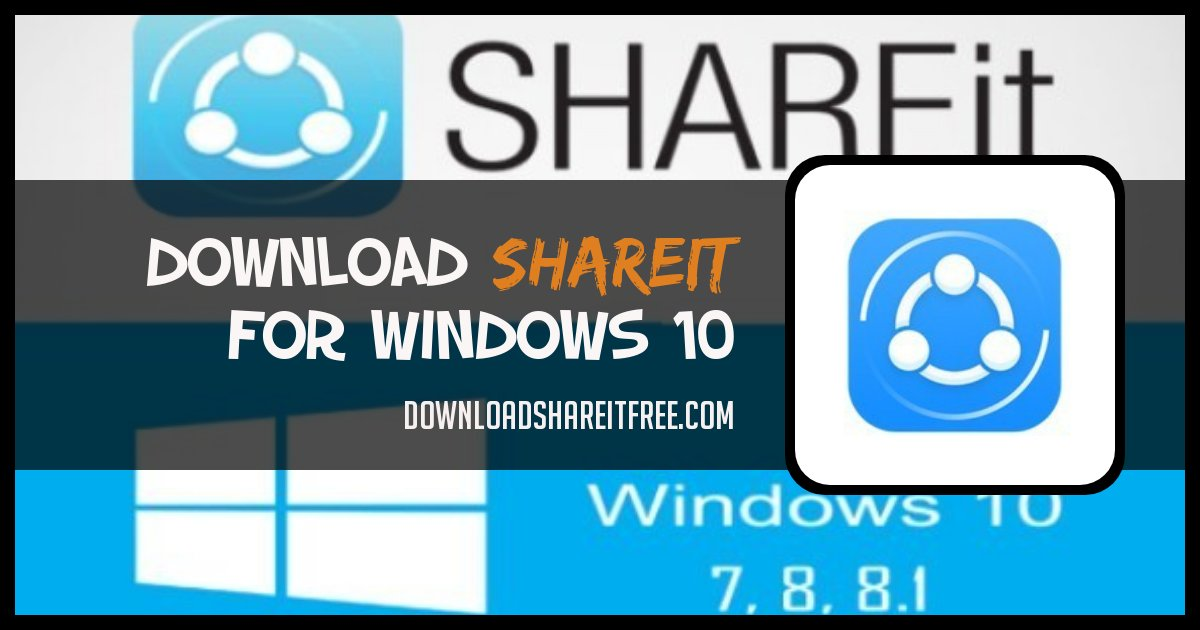 download shareit for pc 32 bit