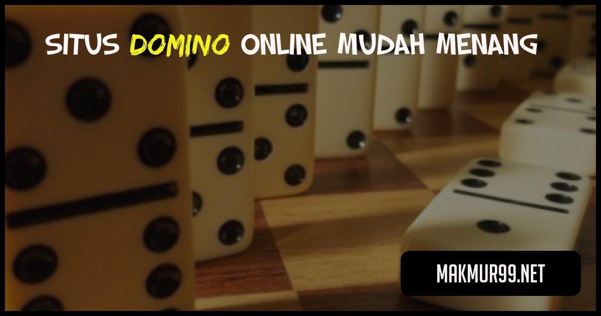 Situs Domino Online Terbaru