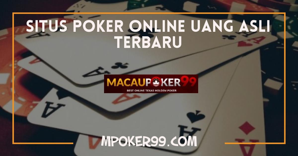 Situs Poker Online Bonus Deposit