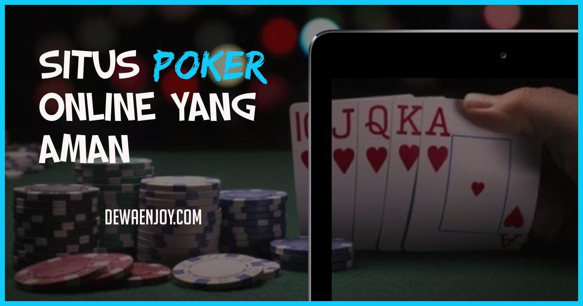 Situs Poker Online Terbaru 2018
