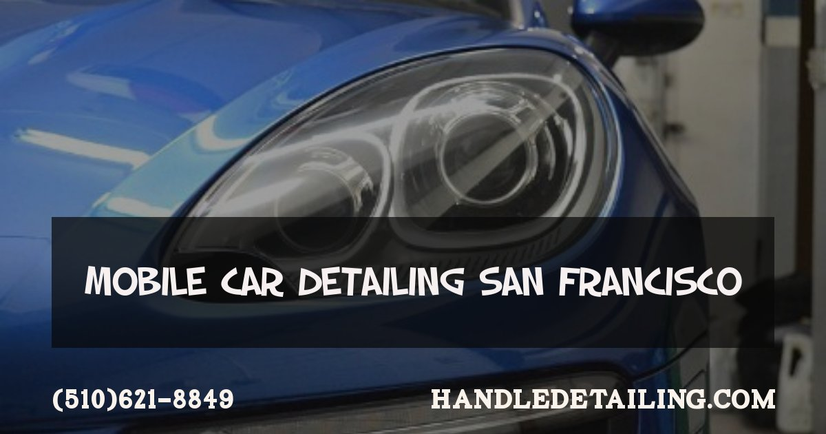 Touchless Car Wash San Francisco Ca