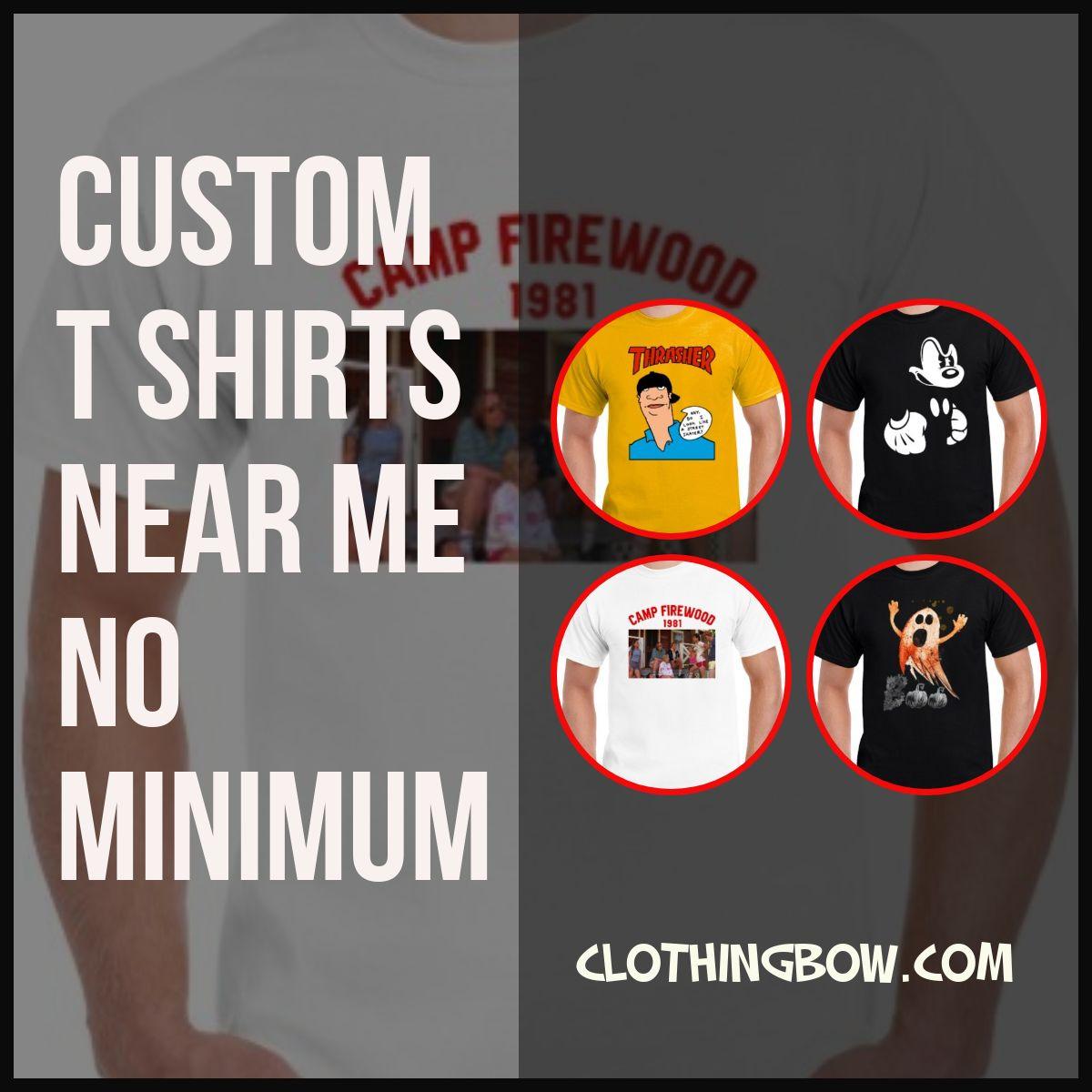 Customizable T Shirts Near Me | Lixnet AG