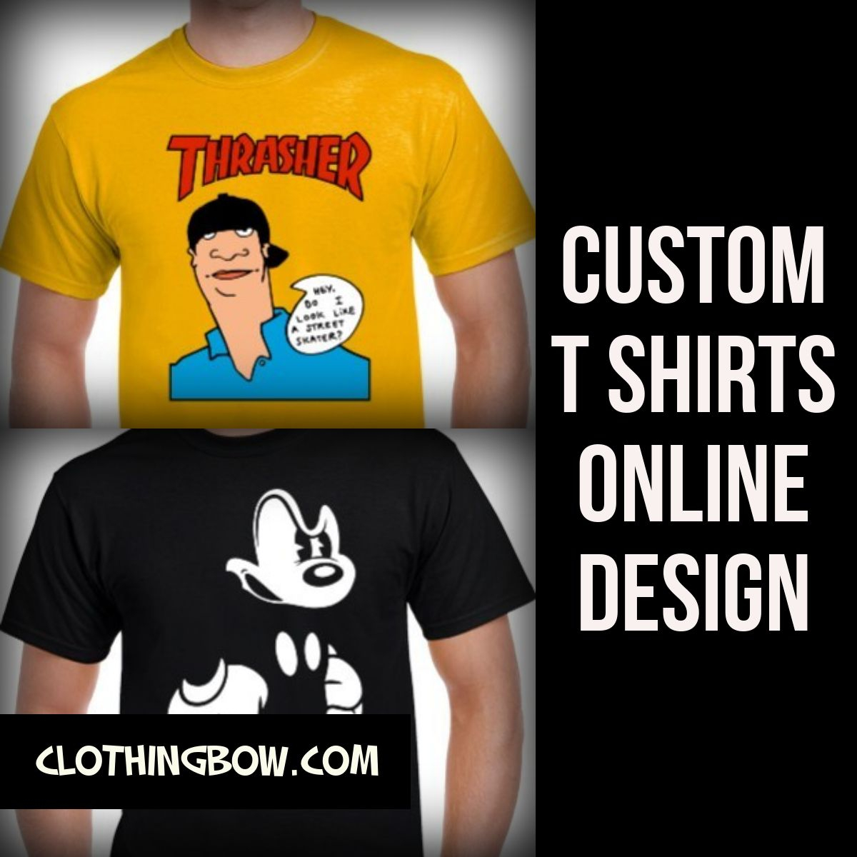 Custom T Shirts Printing Near Me – ART4GALLERY