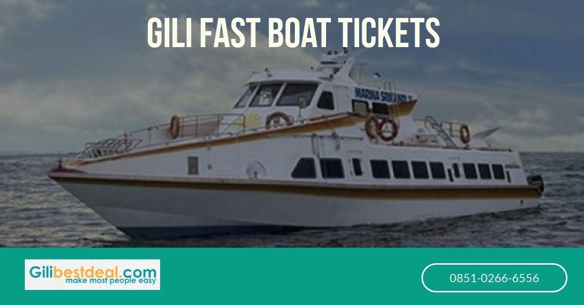 Snorkeling Di Gili Trawangan, Gili Meno & Gili Air gili_fast_boat_tickets
